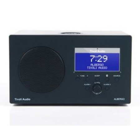 Tivoli Albergo Bluetooth Clock Radio