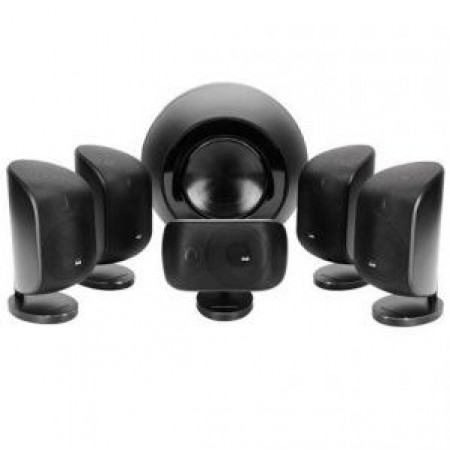 Bowers & Wilkins Mini Theatre and PV1 Sub MT-60D